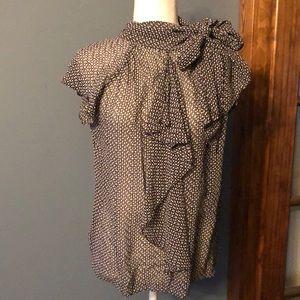 Ann Taylor blouse.